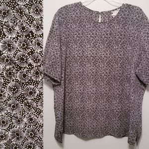 Tanjay Patterned Top